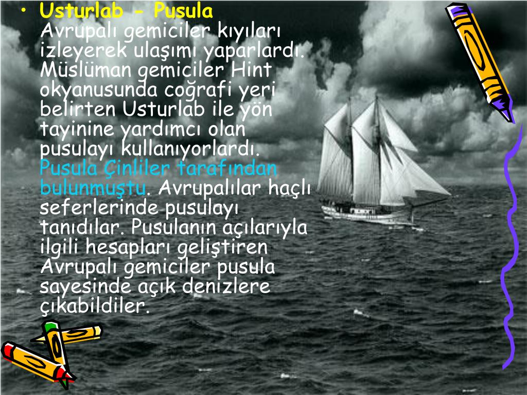Usturlab - Pusula