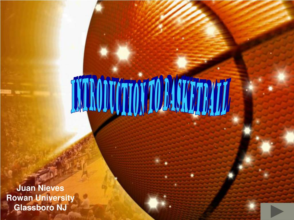 Introduction to Basketball