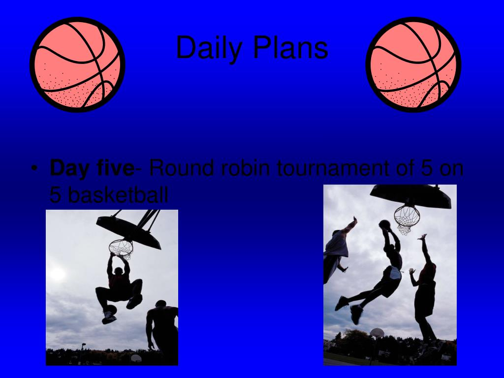 Daily Plans