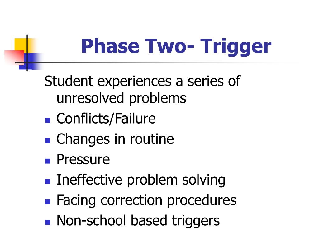 Phase Two- Trigger
