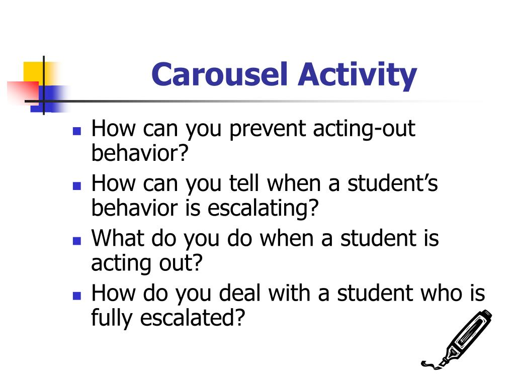 Carousel Activity