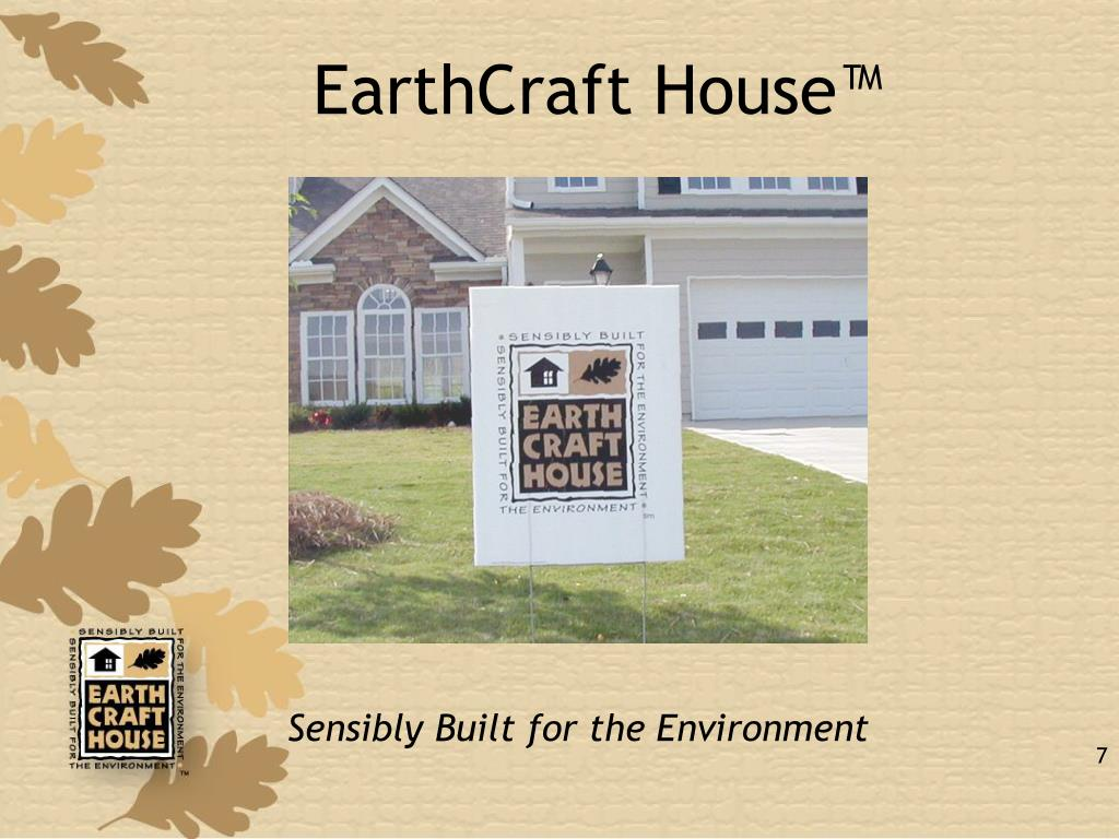 EarthCraft House™