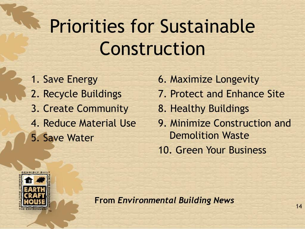 1. Save Energy