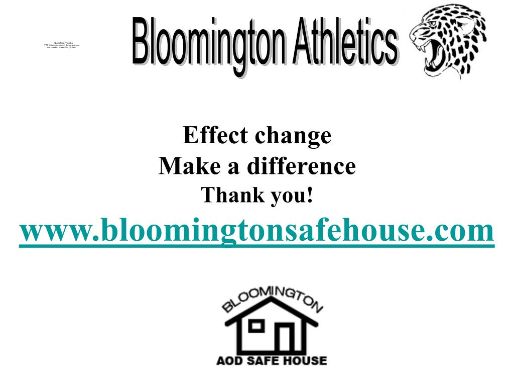Bloomington Athletics