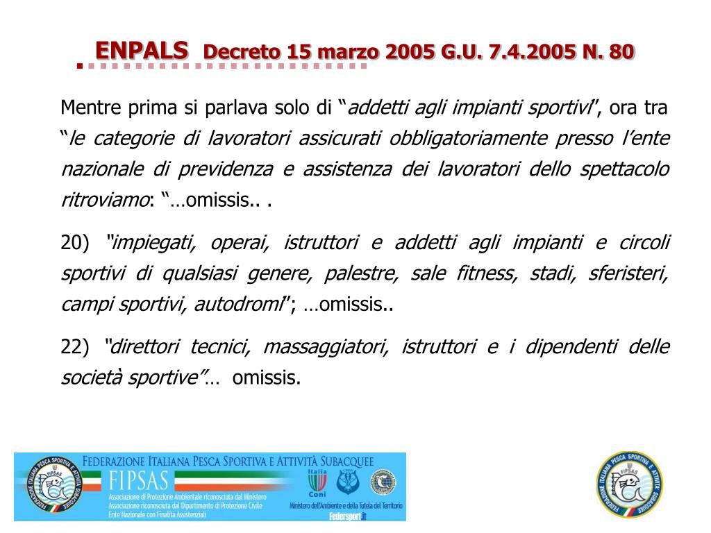 ENPALS