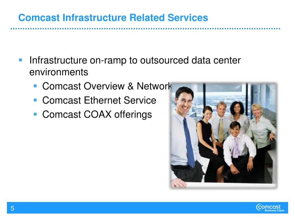 Comcast Infrastructure Related Services