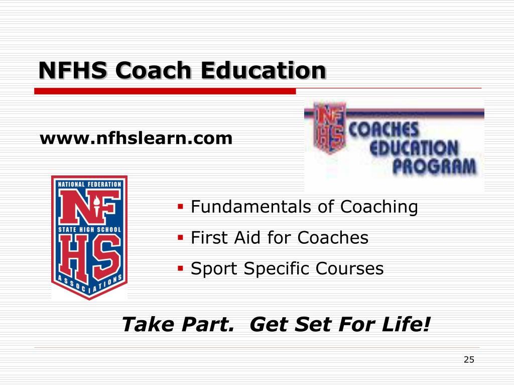 NFHS Coach Education