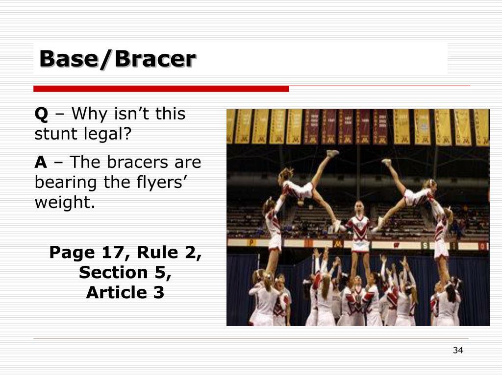 Base/Bracer