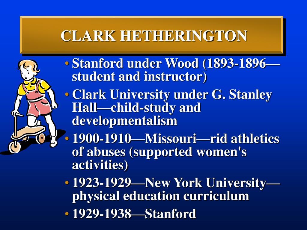 CLARK HETHERINGTON