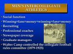 men s intercollegiate athletics46