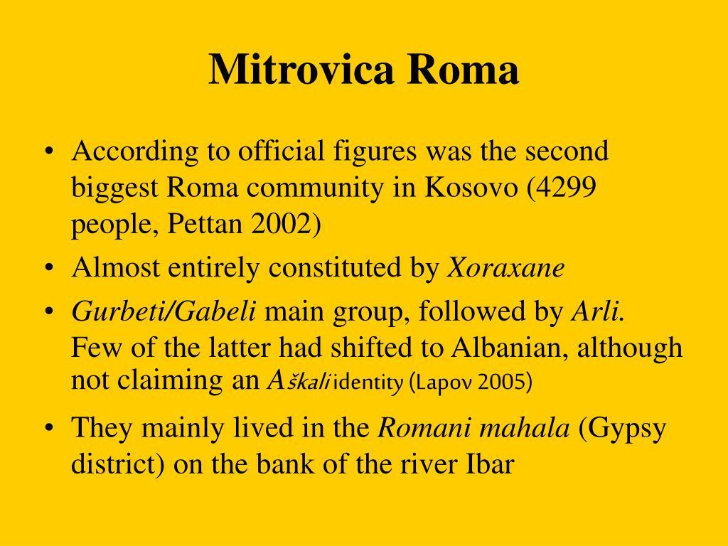 Mitrovica Roma