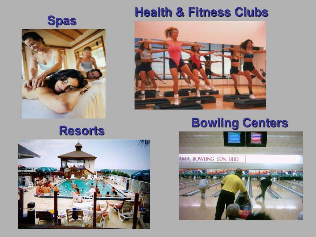 Health & Fitness Clubs