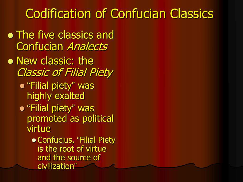 Codification of Confucian Classics