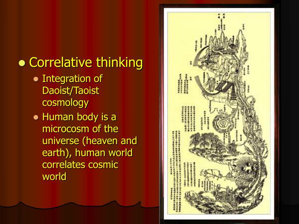 Correlative thinking