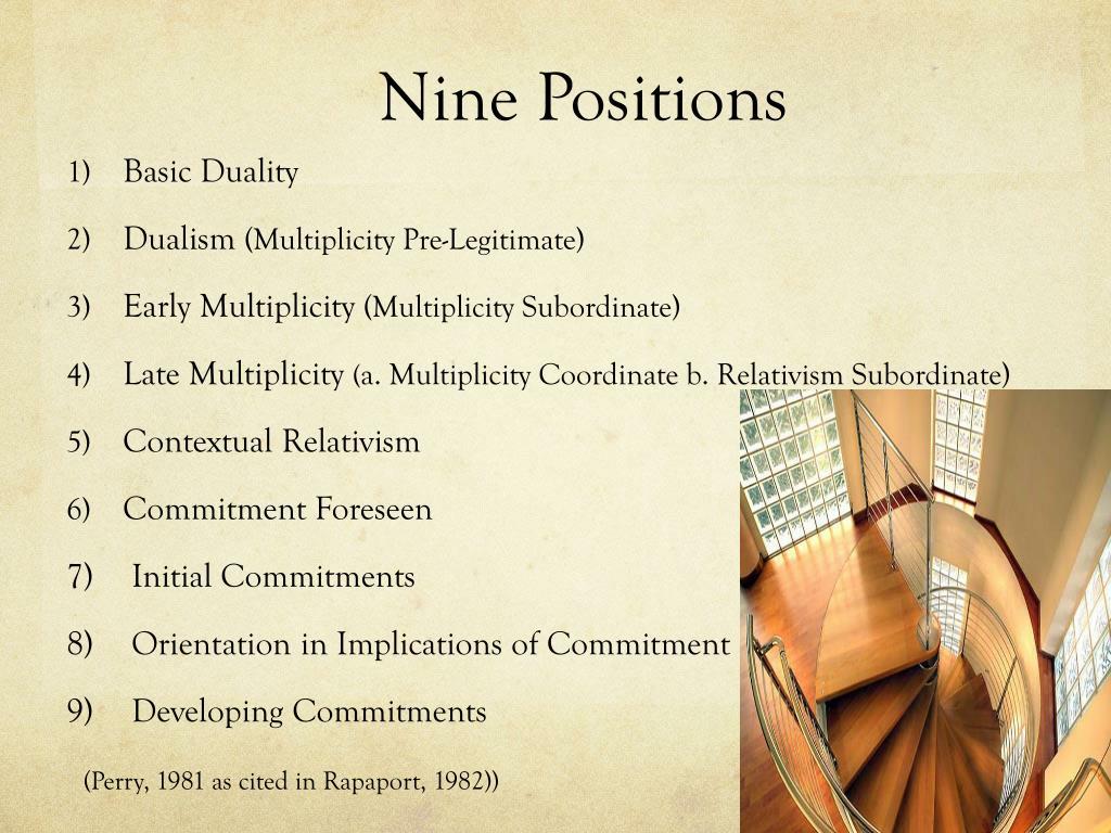 Nine Positions