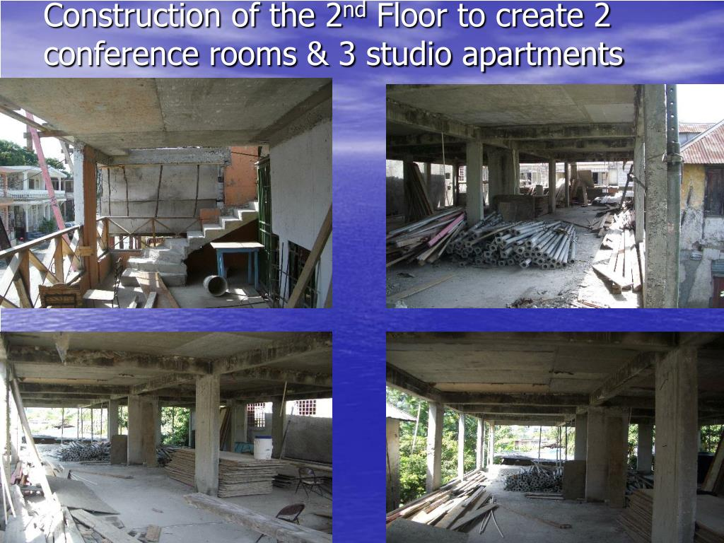 Construction of the 2
