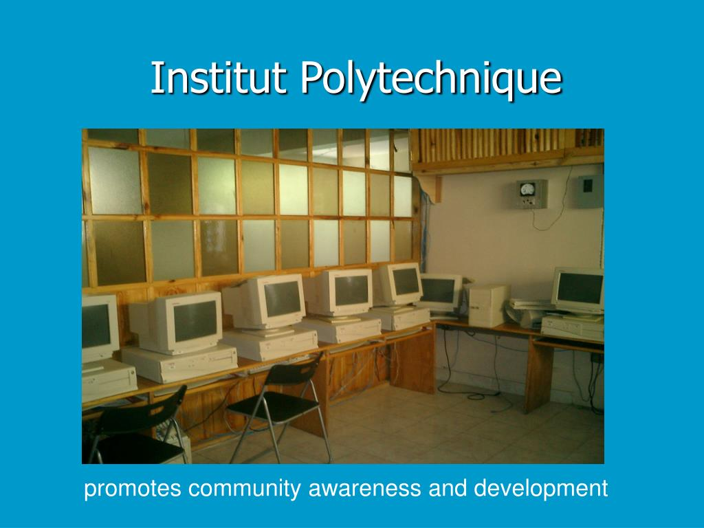 Institut Polytechnique