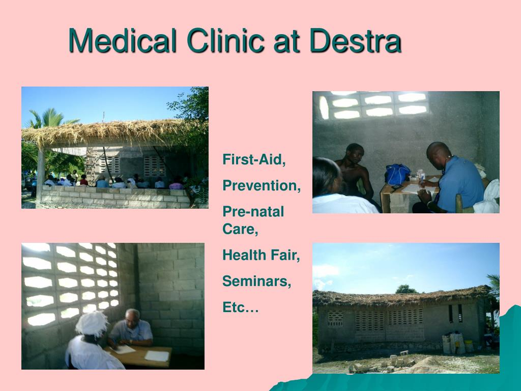 Medical Clinic at Destra