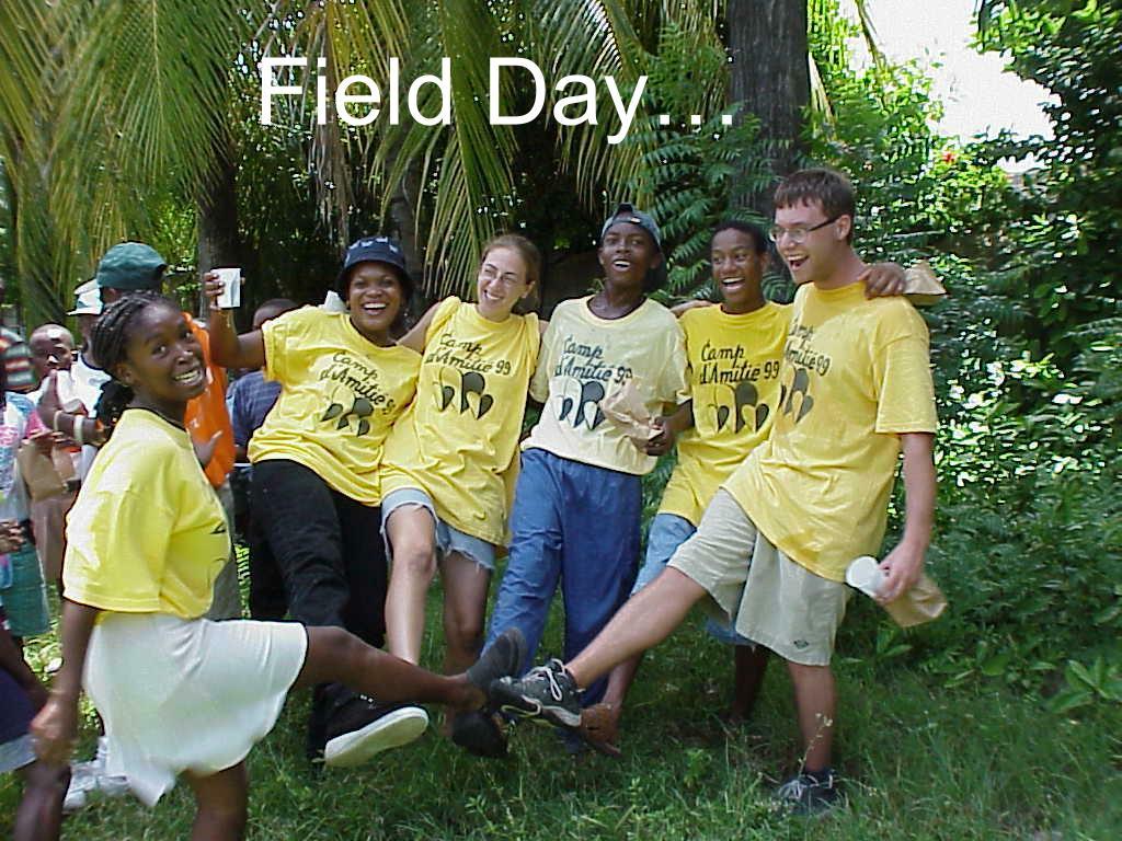 Field Day…