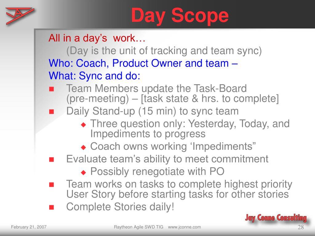 Day Scope