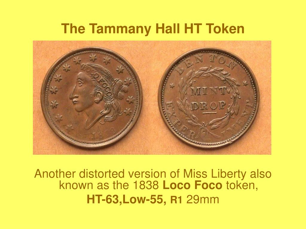 The Tammany Hall HT Token