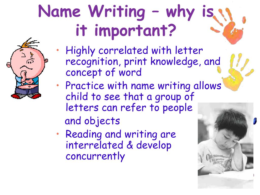 why are names important essay