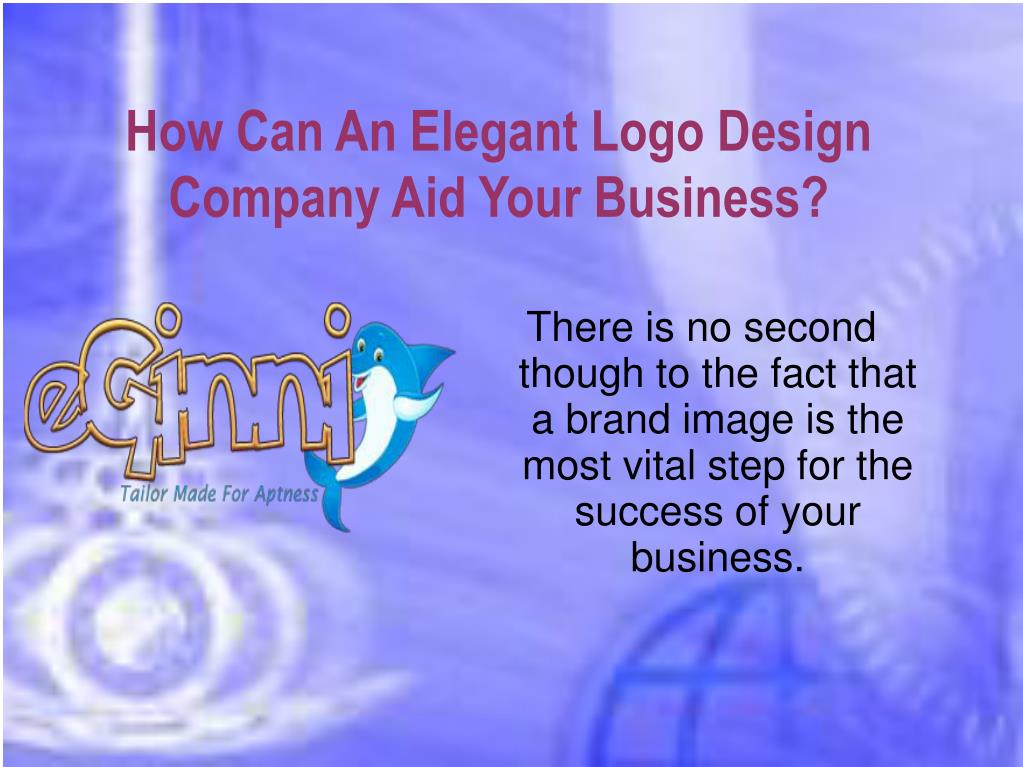 How Can An Elegant Logo Design Company Aid Your Business?