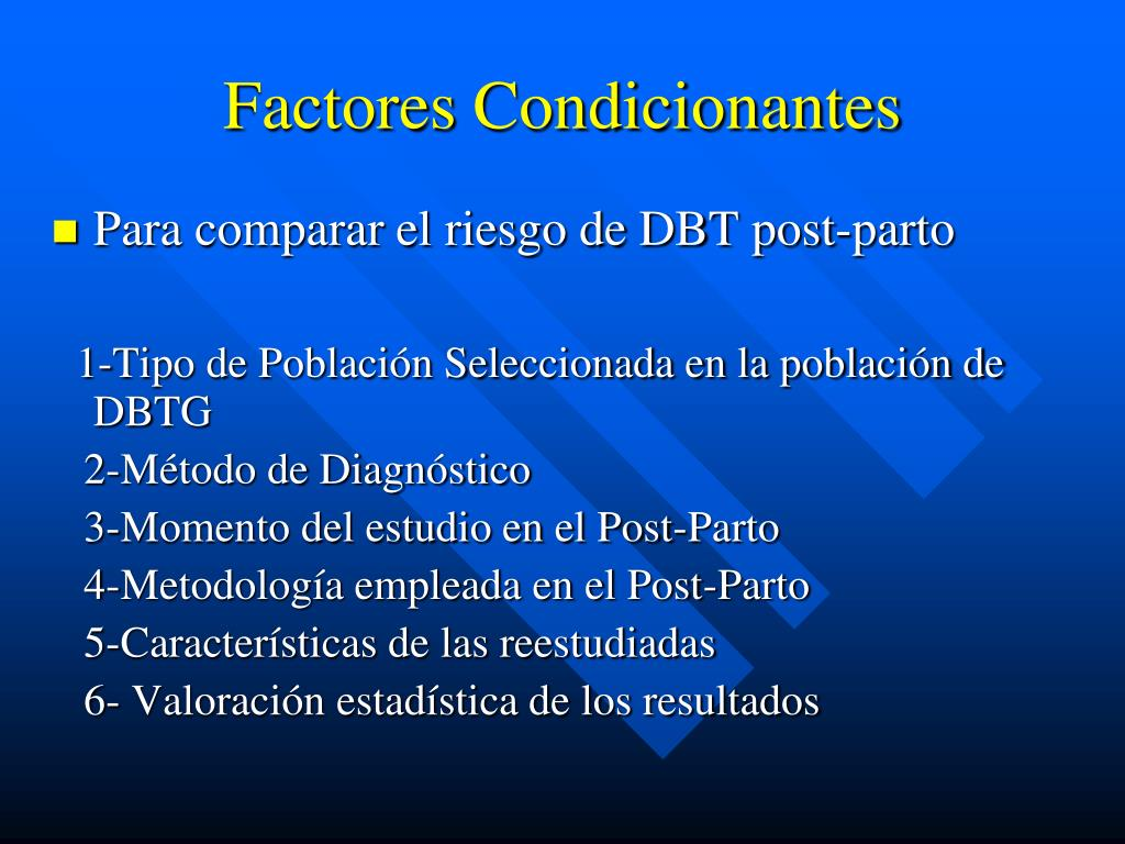 PPT - Diabetes y Embarazo PowerPoint Presentation - ID:239523