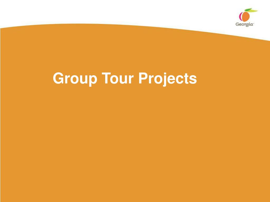 Group Tour Projects
