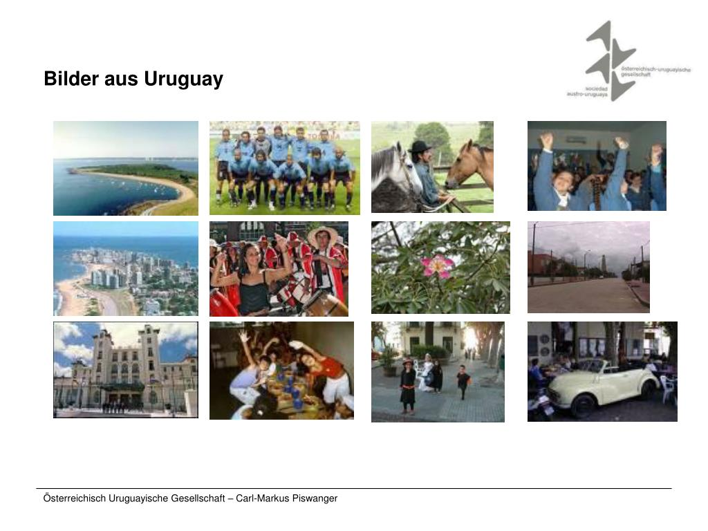 Bilder aus Uruguay