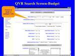 qvr search screen budget27