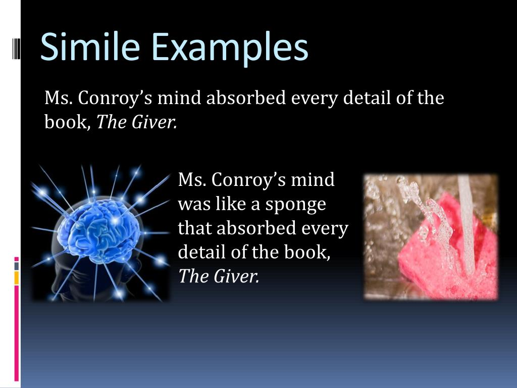 Simile Examples