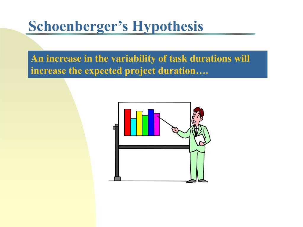 Schoenberger's Hypothesis