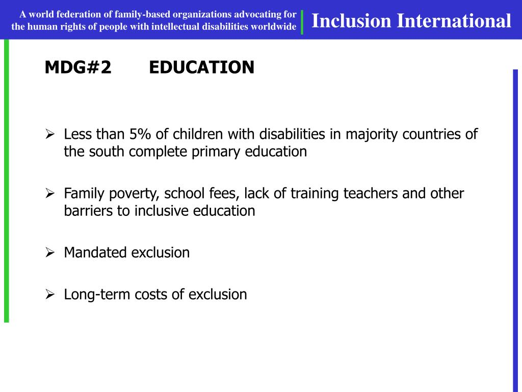 MDG#2EDUCATION