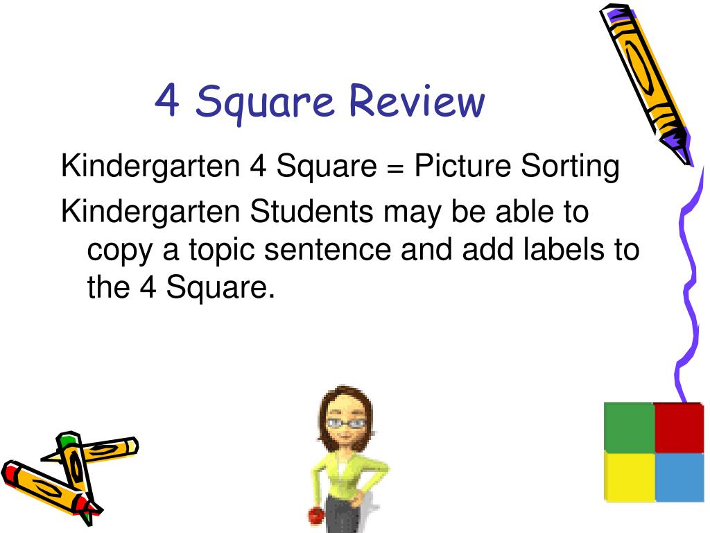 4 Square Review