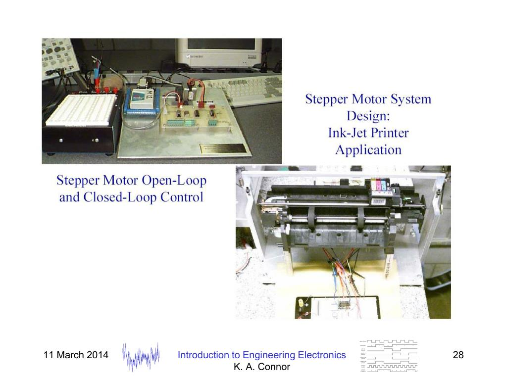 Mechatronics Stepper Motor Continued