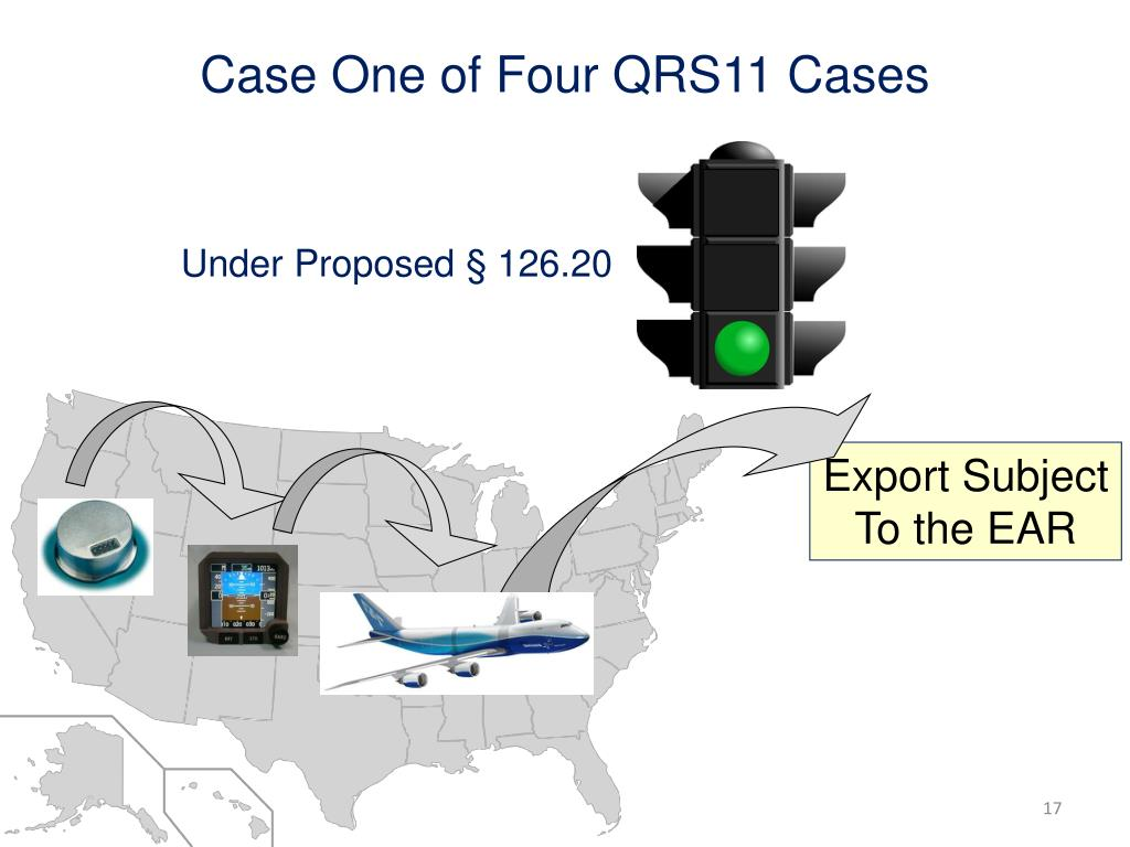 Case One of Four QRS11 Cases