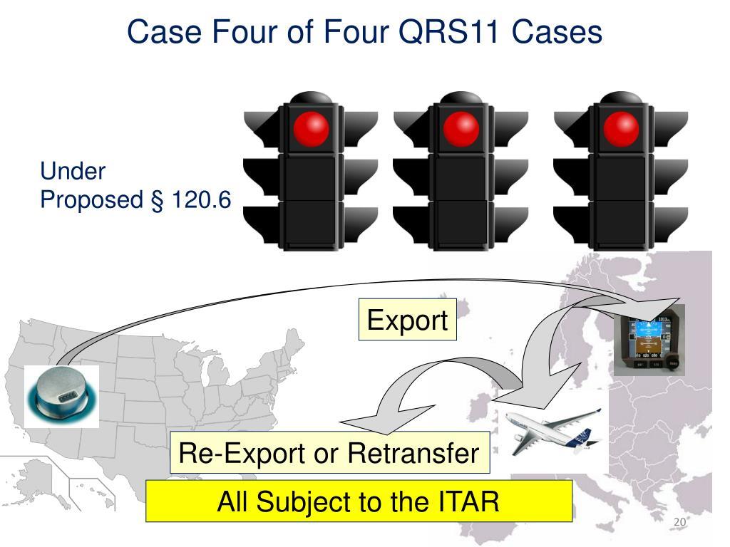 Case Four of Four QRS11 Cases