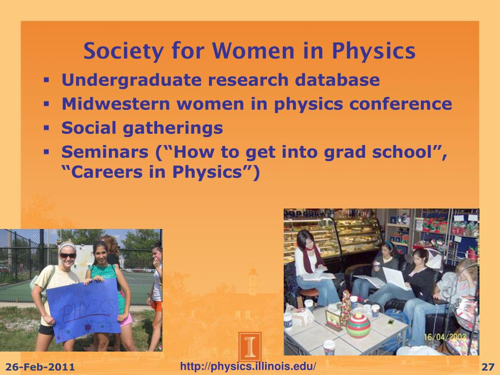 Society for Women in Physics