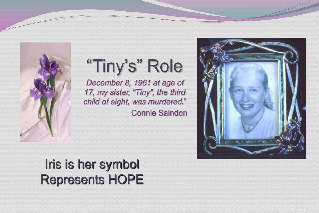 """Tiny's"" Role"