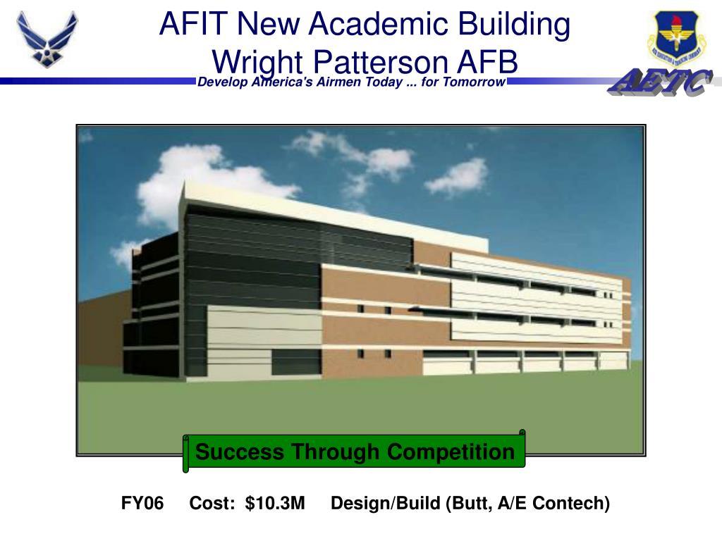 AFIT New Academic Building