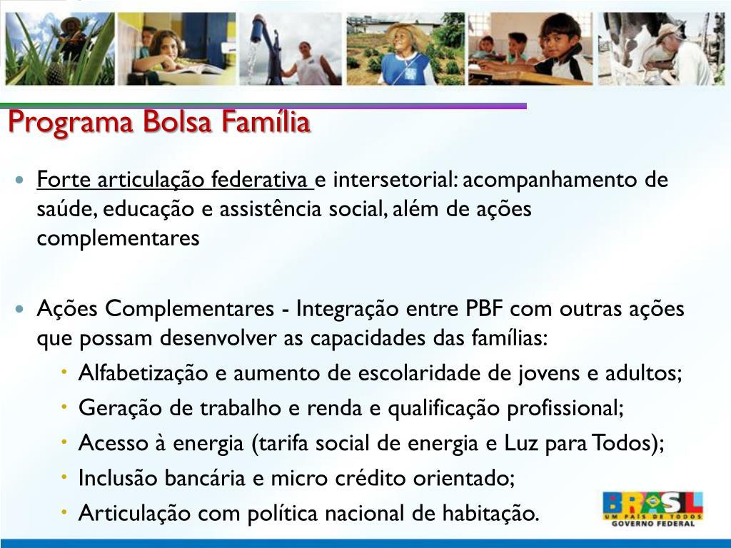 Programa Bolsa Família