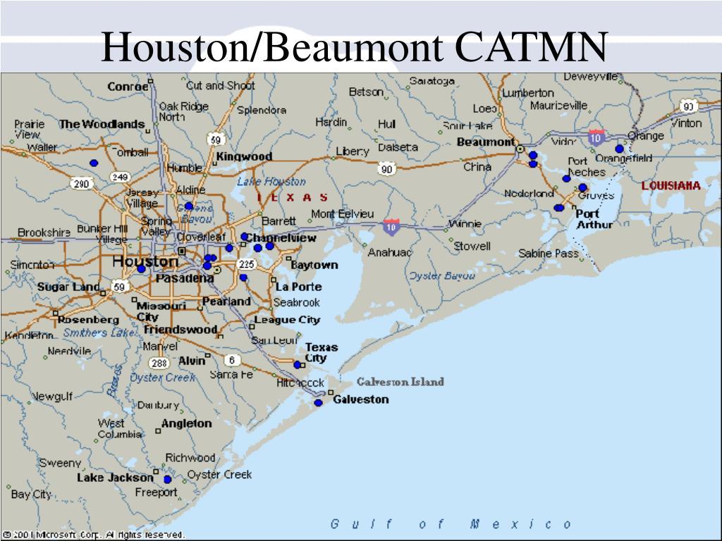 Houston/Beaumont CATMN