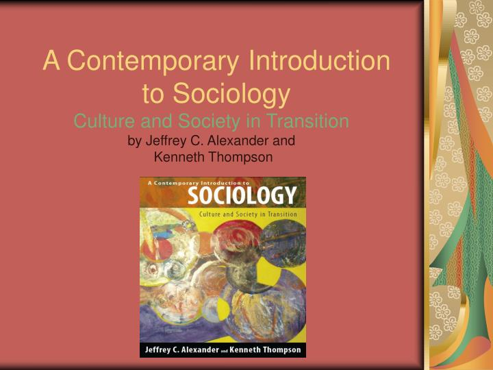A contemporary introduction to sociology l.jpg