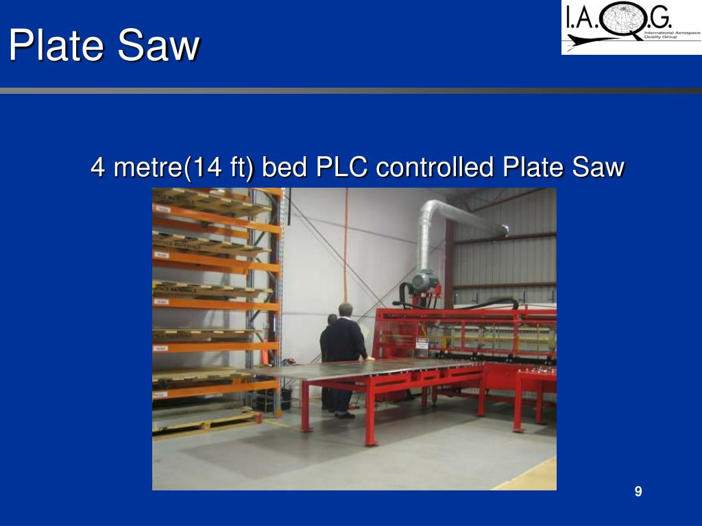 Plate Saw