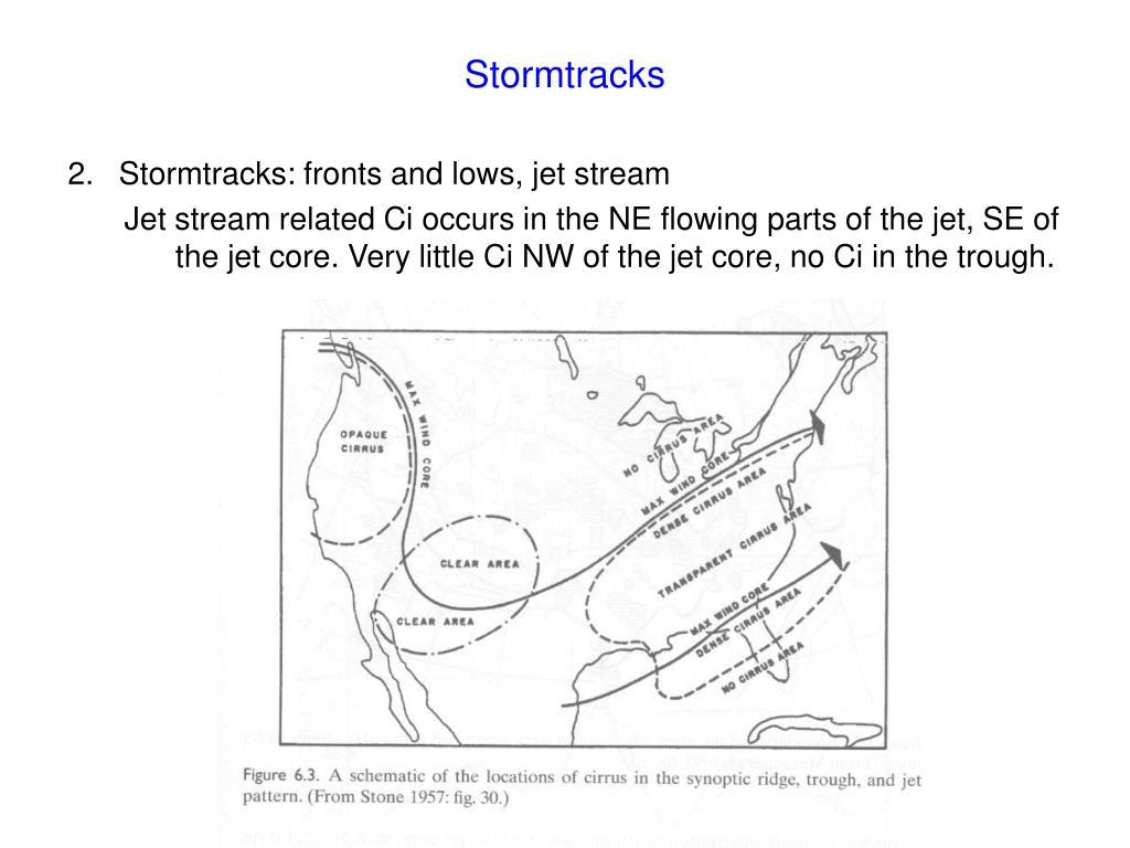 Stormtracks