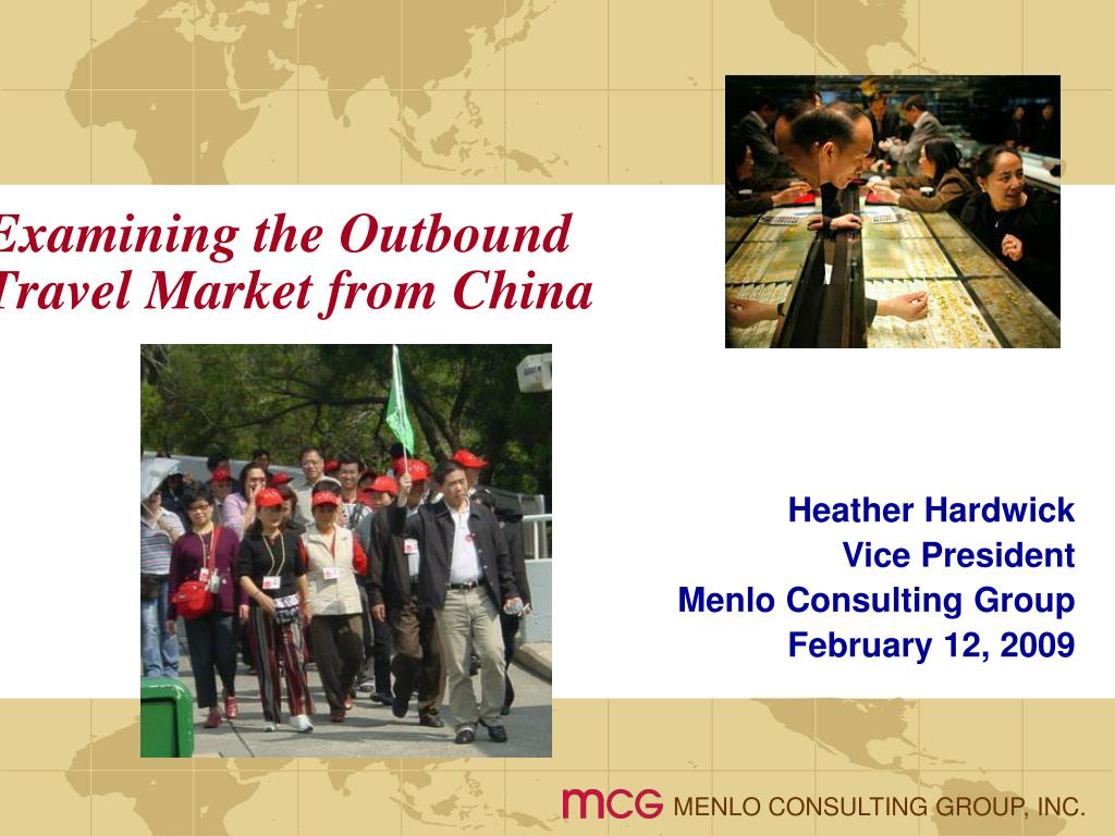 Examining the Outbound Travel Market from China