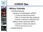 conus ops7