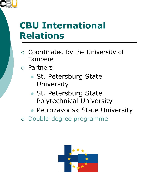 CBU International Relations