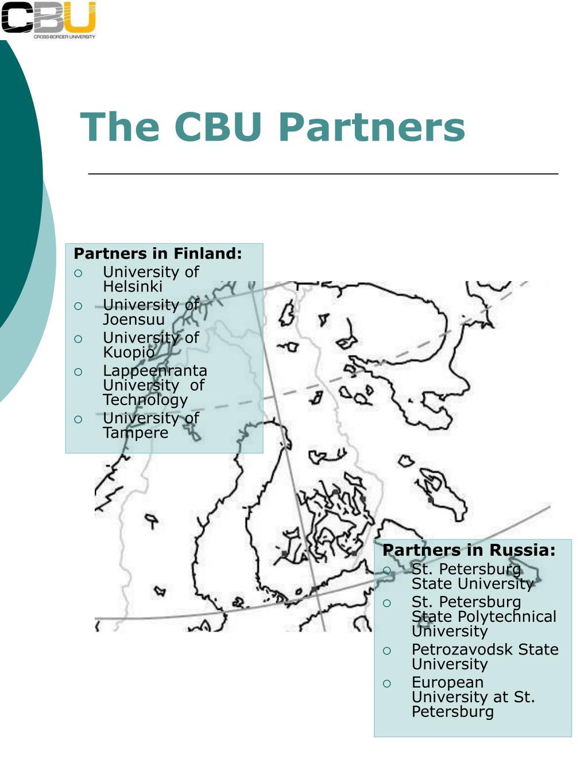 The CBU Partners